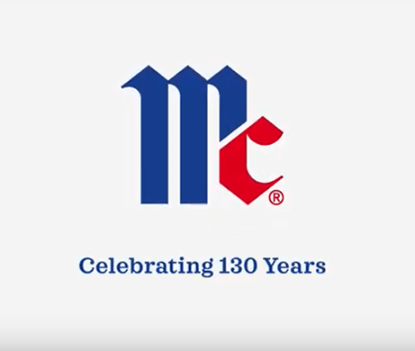 McCormick 130 Wishes for 130 Years