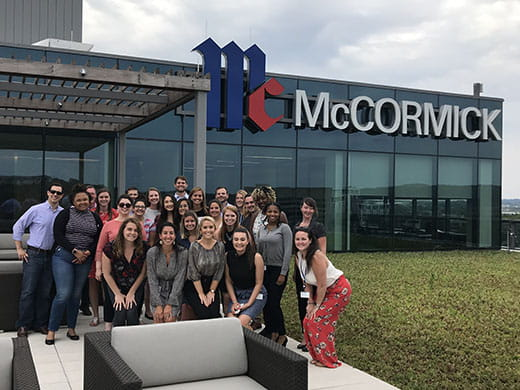 McCormick Young Professionals Employee Ambassador Group